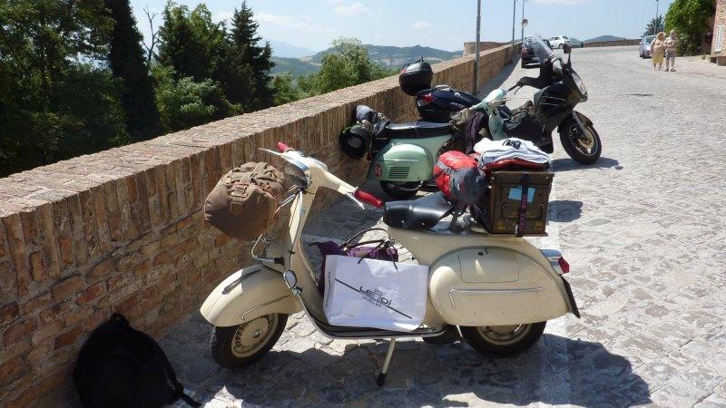 Urbino Vespa