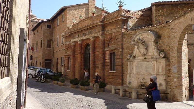 Urbino_Orto Botanica