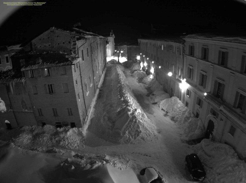 Urbino_Webcam 2012