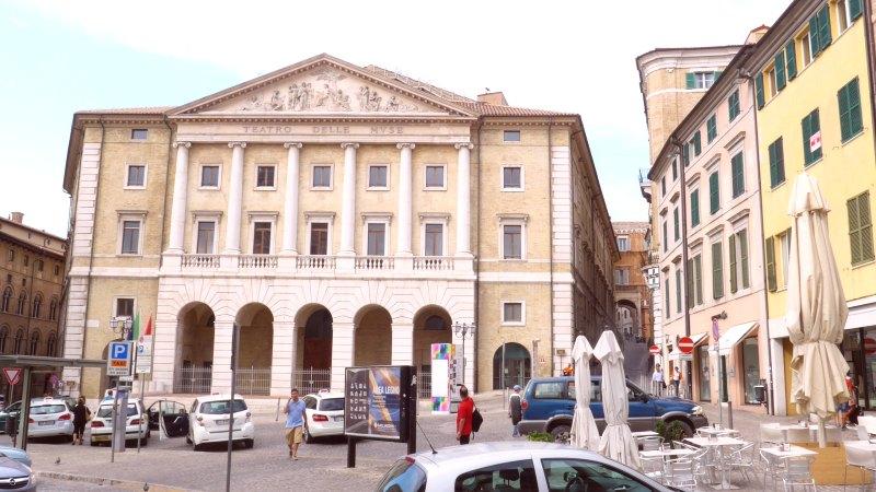 Ancona Citta Teatro
