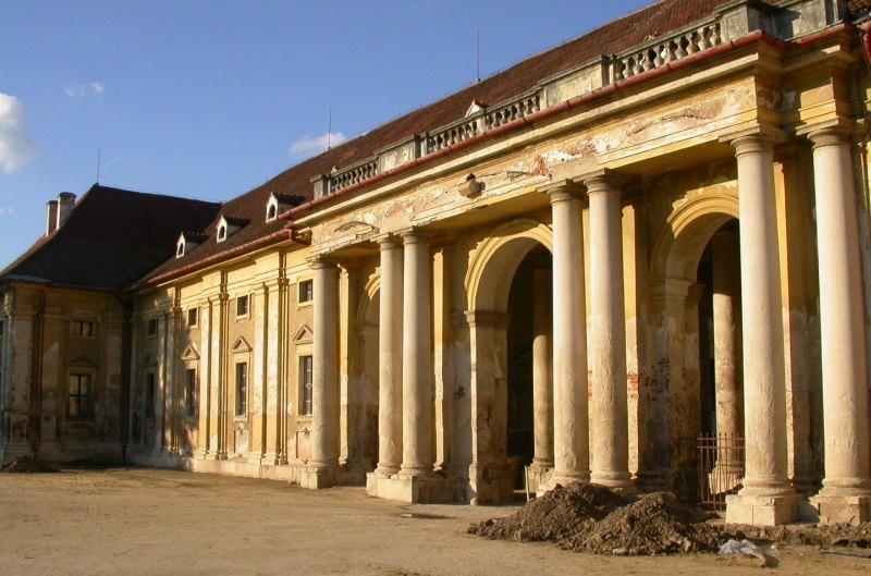 Lednice Schloss 01