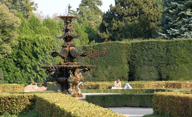 Lednice Schloss 09