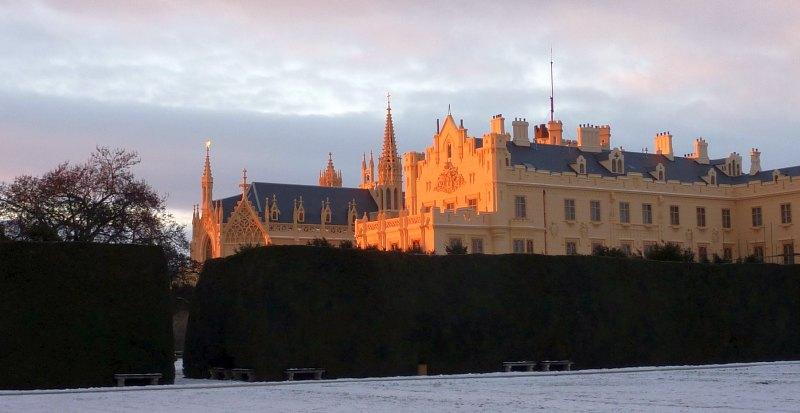 Lednice Schloss 31