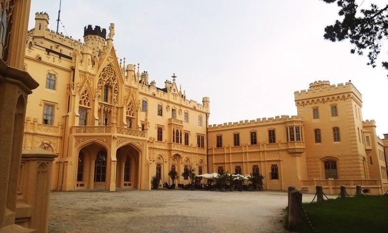 Lednice Schloss 40